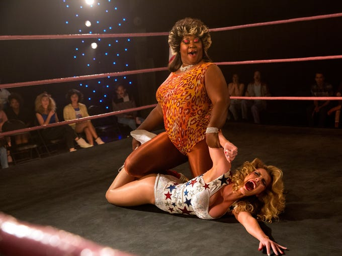 """GLOW."" Season 2 premieres June 29, 2018, on Netflix."