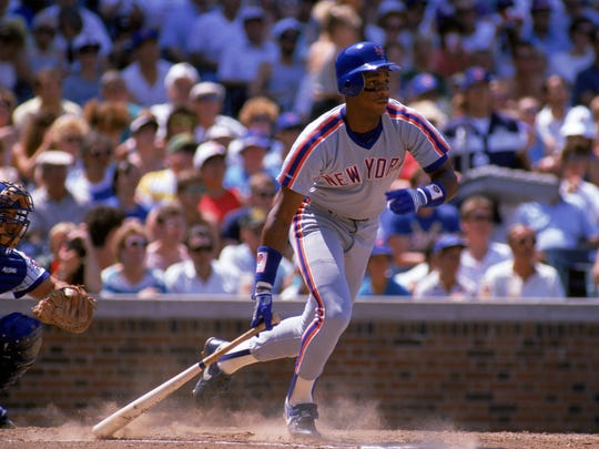 Darryl Strawberry of the Mets was the NL Rookie of the Year in 1983.