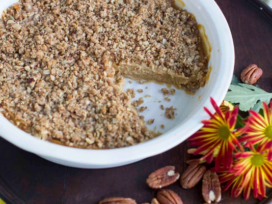 Food Healthy Pumpkin Crunch