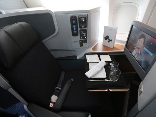 AP TRAVEL AIRLINE UPGRADES A FILE SPF USA NY