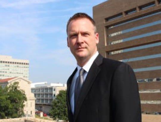 Stephen Bush has spent 27 years as a public defender,