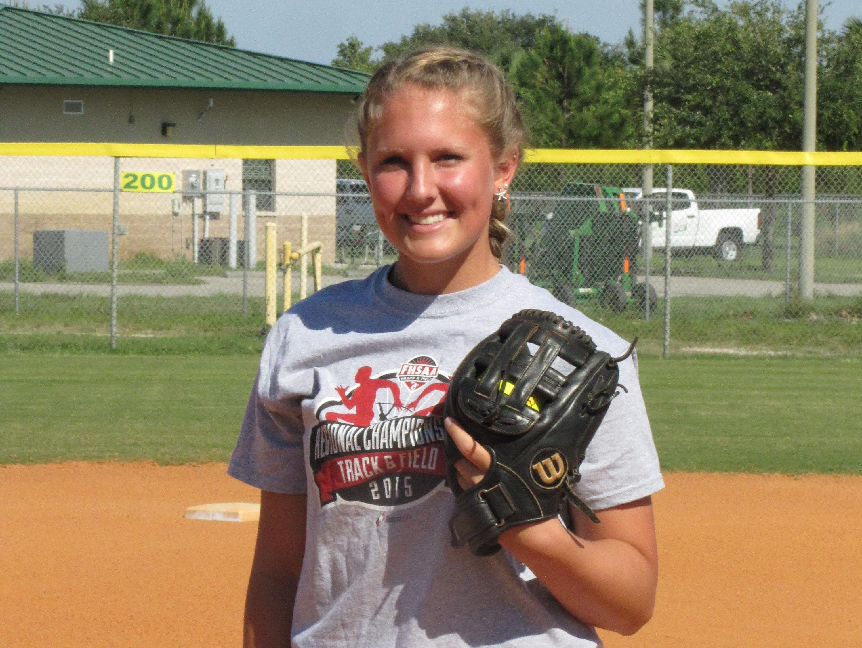Viera High's Kaitlyn Jensen is FLORIDA TODAY's Athlete of the Week for Feb. 27-March 4.