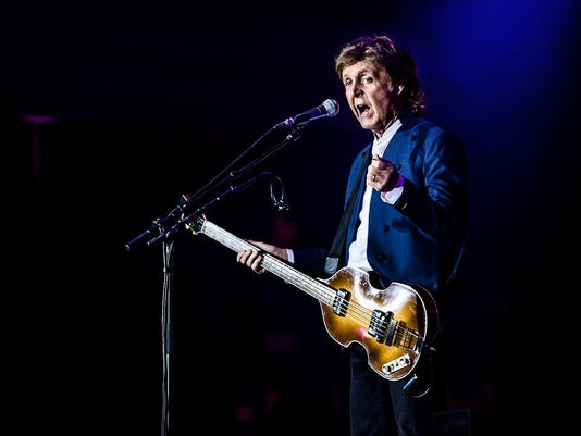 EPA DENMARK MUSIC ACE DNK Paul McCartney