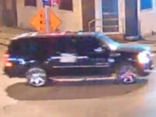 Milwaukee police released this photo of a suspect vehicle wanted in a July 12, 2018, fatal shooting.
