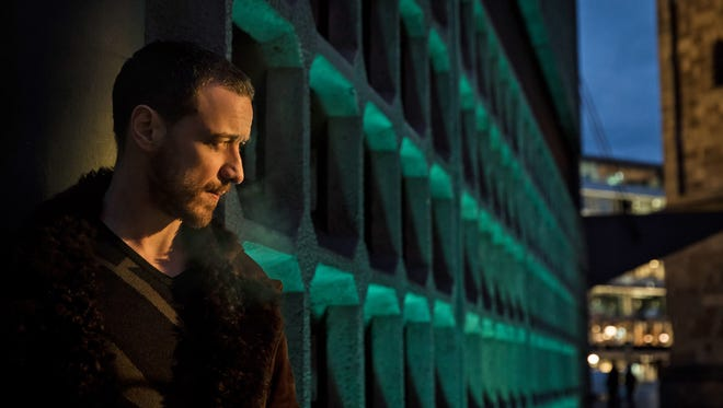 """Can David Percival (James McAvoy) be trusted in """"Atomic Blonde?"""""""