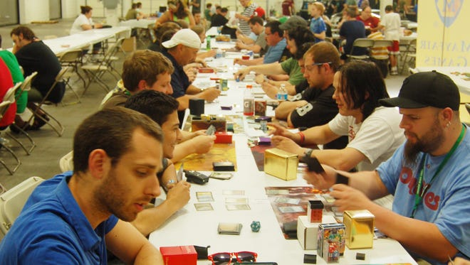 Too Many Games returns to the Greater Philadelphia Expo Center this weekend.
