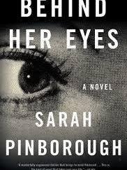 'Behind Her Eyes' by Sarah Pinborough