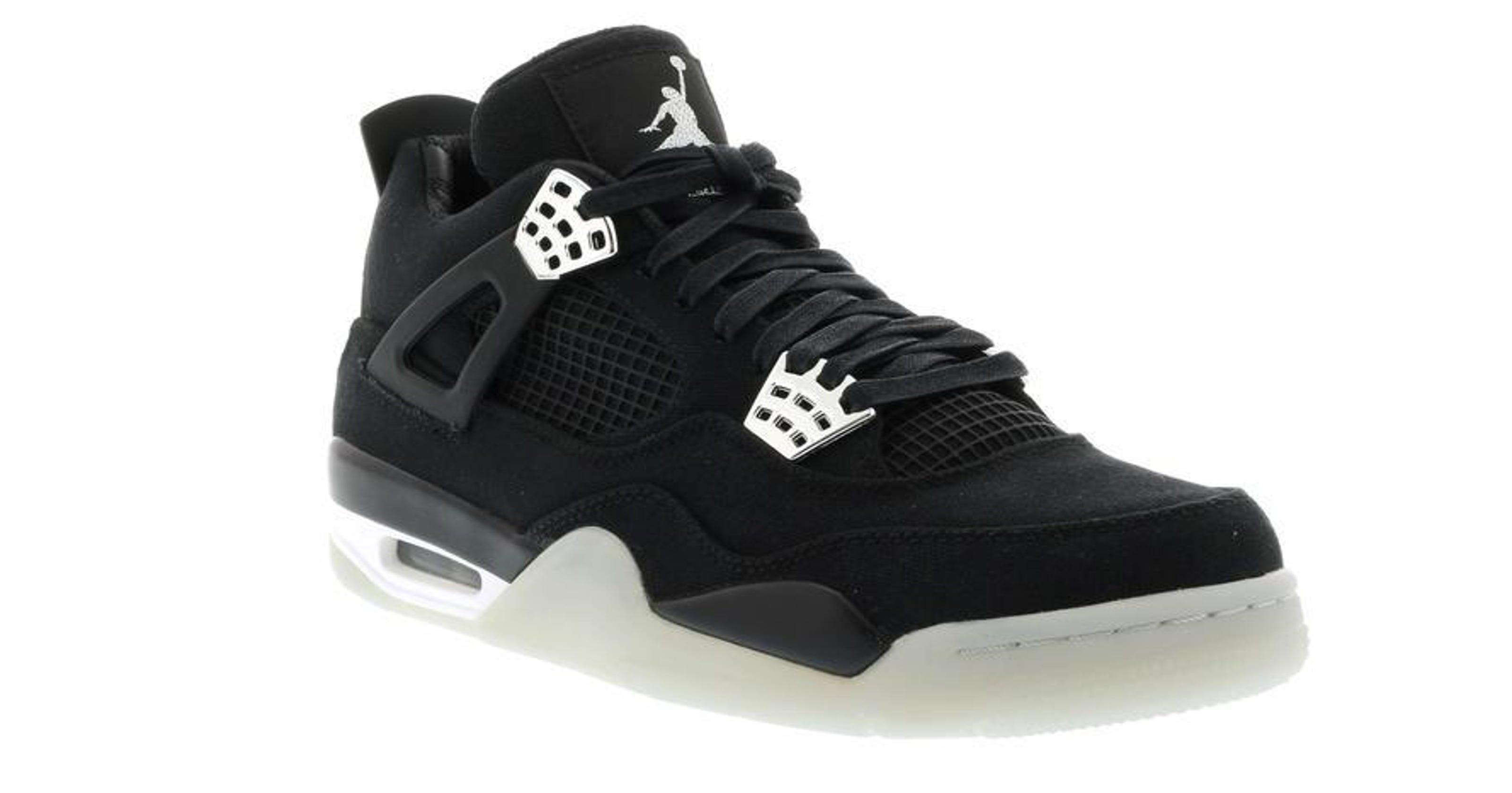Eminem offers sneakers for Gilbert s fledgling online stock market a6ef6baf9c74