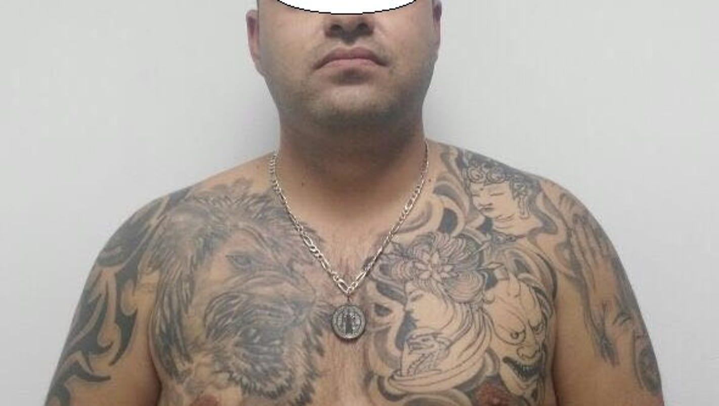 Alleged Barrio Azteca gang leader 'El 300' arrested in Juárez