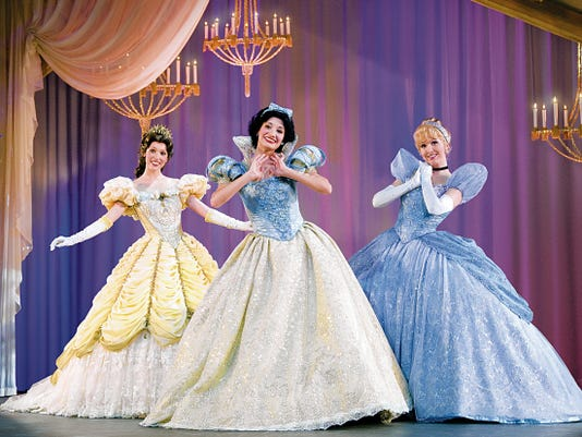 Disney Live! Three Classic Fairy Tales, featuring the Disney princesses and a variety of characters, will take the stage at the Abraham Chavez Theatre, Downtown, Sept. 4-5. Tickets cost 22, 27, 32 and 42.