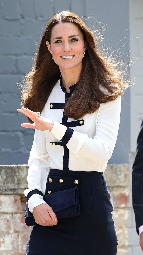 Duchess Kate at Bletchley