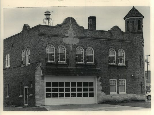 Historic Menomonee Falls fire station is up for sale