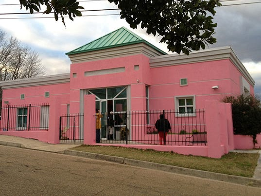 Pink Abortion Clinic