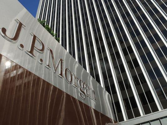 EU accuses JPMorgan, HSBC of market fixing