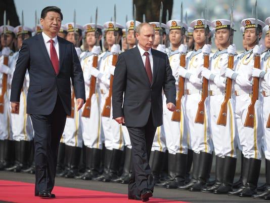 Report: China-Russia gas deal delayed