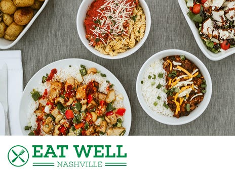 Crush your hunger one meal at a time. Enjoy healthy, freshly cooked meals delivered to your home or office.