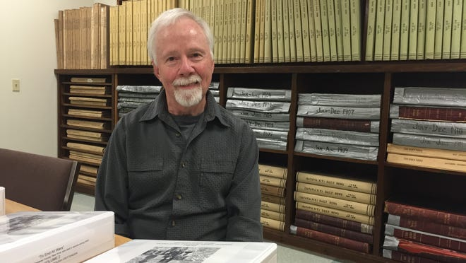 Terry Krautwurst of North Carolina gathered the histories of the 66 Genesee County residents who died in World War I.