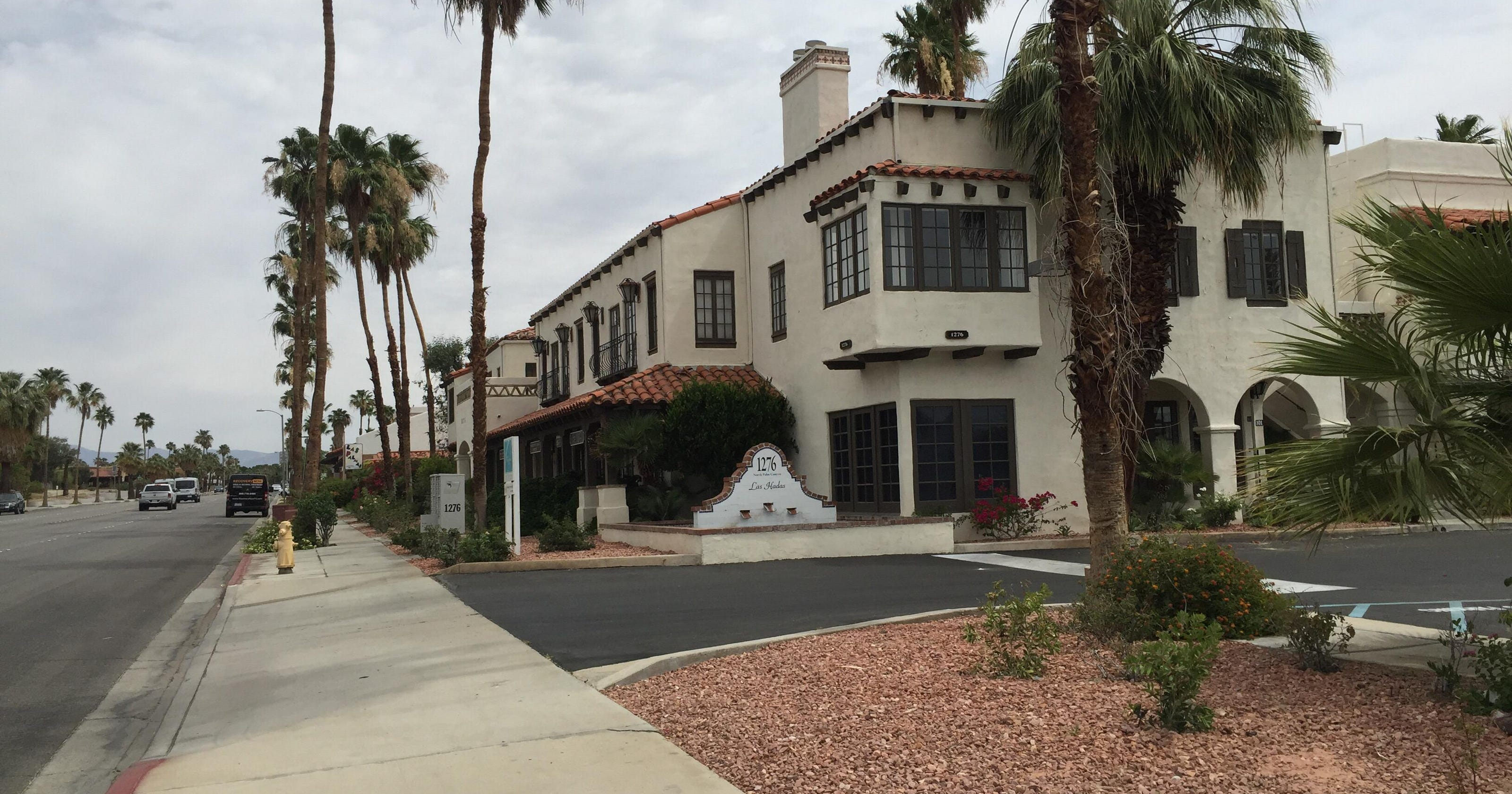 Vacation Palm Springs Sold To Wyndham