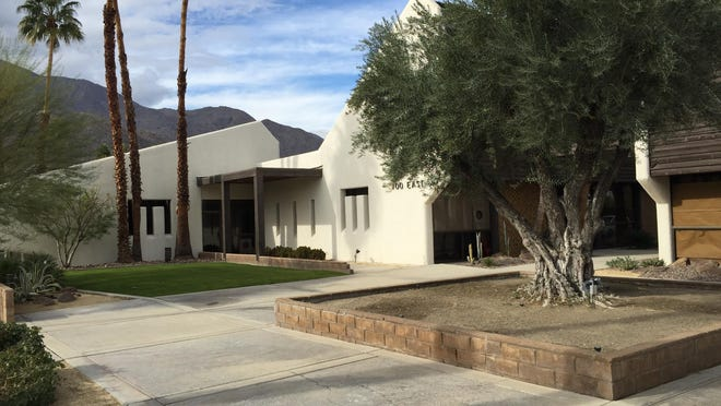 Tahquitz Plaza, a collection of four Palm Springs office buildings designed by Hugh Kaptur, and built between 1974 and 1977, was slated to be demolished until an extended stay was granted Dec. 6, 2015.