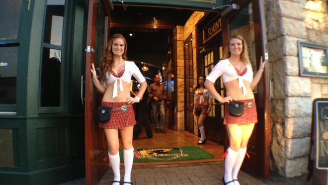 Tilted Kilt was located on U.S. 41, in a building that has been home to several establishments over the last decade.