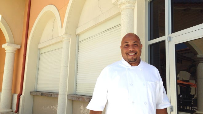 Charles Mereday will open his third restaurant, Mereday's Brasserie at Coconut Point Mall in Estero, on Wednesday.