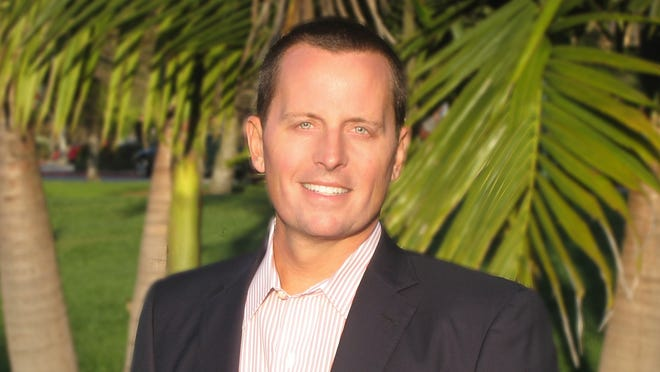 Conservative commentator Richard Grenell, who lives in Palm Springs, is one of Time Magazine's 140 Best Twitter Feeds.