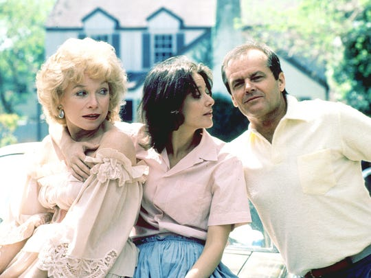 1983's 'Terms of Endearment,' starring (from left)