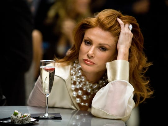 Angie Everhart in 'Take Me Home Tonight' in April 2007.