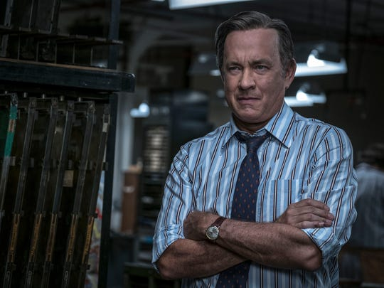Tom Hanks stars as Ben Bradlee in Twentieth Century