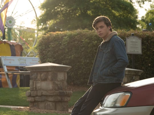 "Nick Robinson stars in ""Love, Simon."""