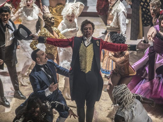 AP FILM REVIEW THE GREATEST SHOWMAN A ENT