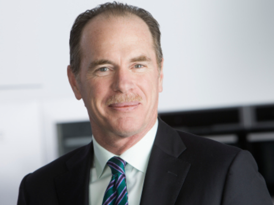 Keith McLoughlin is interim CEO of Campbell Soup Co.