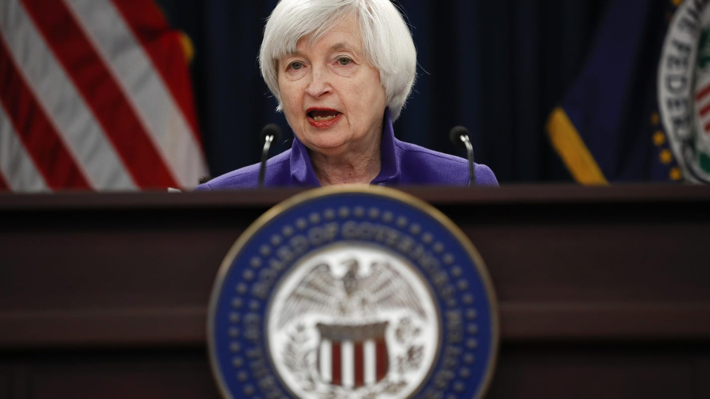 Fed Reserve: Stronger economy ups chance for rate hikes