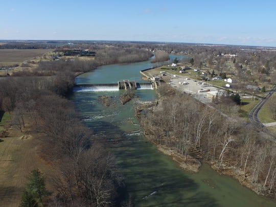 Voters approved removal of the Ballville Dam last November, but the work has not begun.