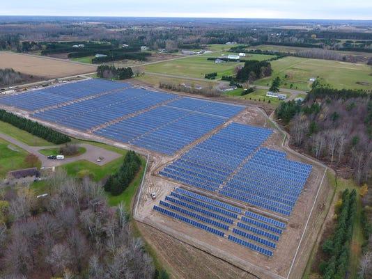 Dairyland solar