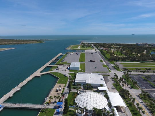 Port Canaveral plans to tear down the older, smaller Cruise Terminal 3 and replace it with a new, larger cruise terminal. The terminal is located west of Jetty Park and the boat ramps.