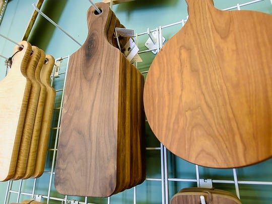 The Vermont Butcher Block & Board Company has a factory