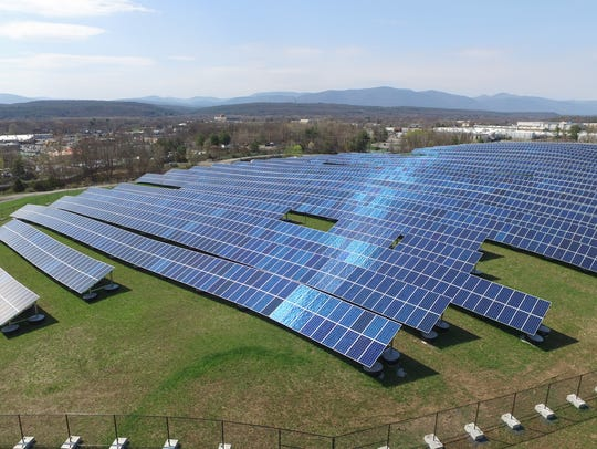 Ulster County's Utility-Scale Solar Project is now