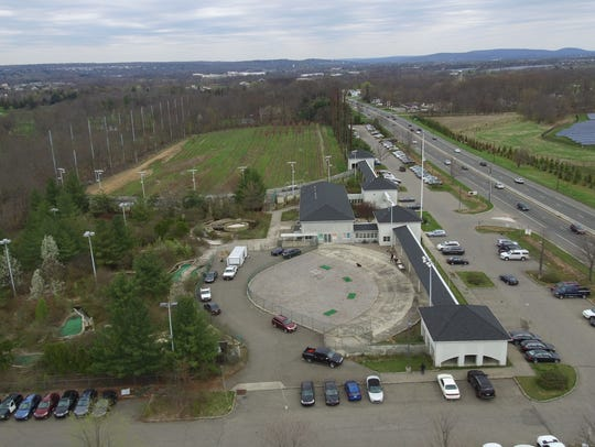 The outside of the NJ Drone Academy.