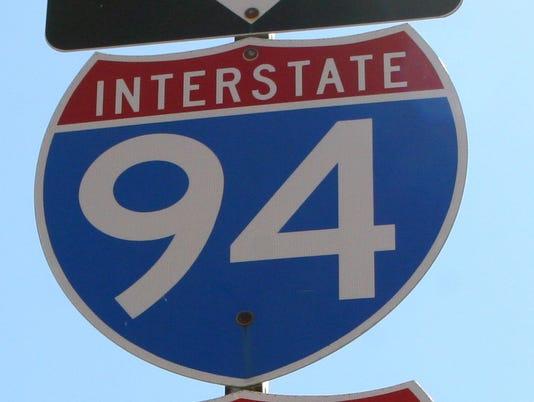 I-94 reconstruction