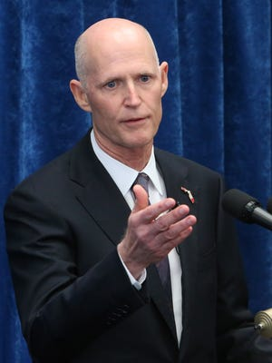 APGov. Rick Scott has suggested letting the session expire and then creating a joint budget commission. AP Florida Gov. Rick Scott speaks to the media during a pre-legislative news conference, Wednesday, Jan. 28, 2015, in Tallahassee, Fla. (AP Photo/Steve Cannon)