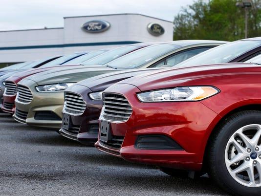 Auto Sales-Risky Habits