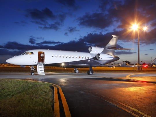 Fairwinds Charter plane