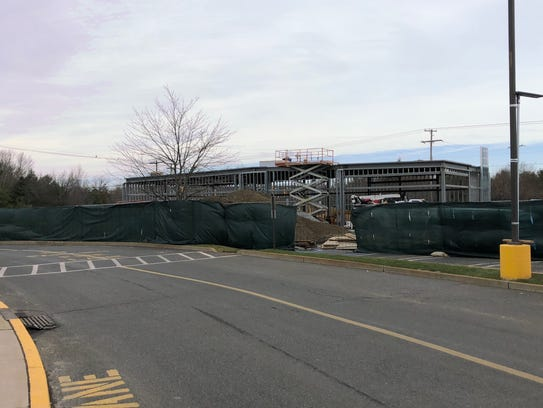 Panera Bread is under construction at Tricorne Center