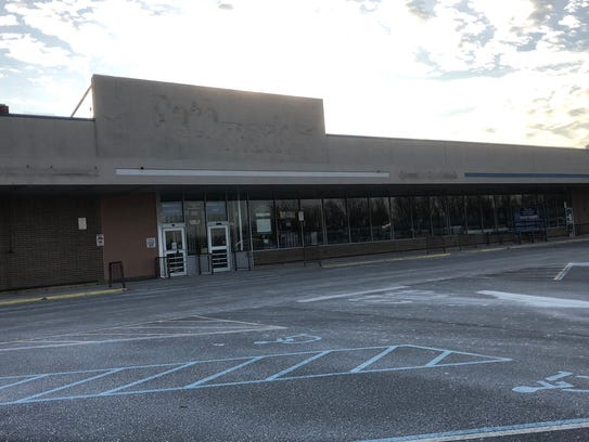 Aldi plans to build a store at the old Kmart Plaza