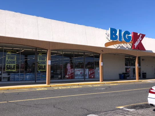 Kmart in Brick is closing by the end of May.