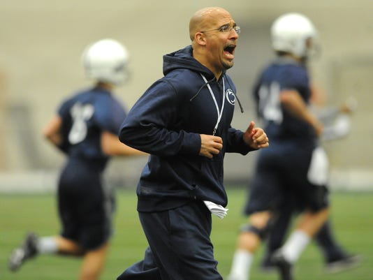 Will James Franklin be able to run down a  top linebacker recruit after just losing one?