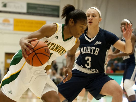 North Florida vs. Vermont Women's Basketball 11/22/13