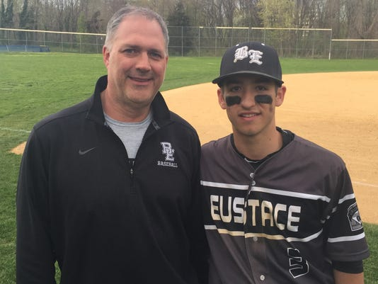 Baseball - Bishop Eustace