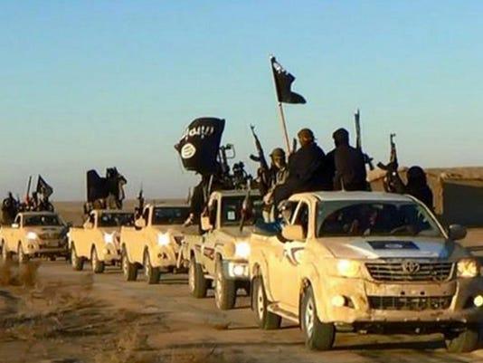 AP MIDEAST ISLAMIC STATE BUDGET CRUNCH I FILE SYR